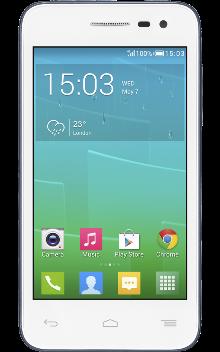 Visuel du téléphone Alcatel 5050Y Pop S3 4G
