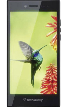 Visuel du téléphone Blackberry Leap