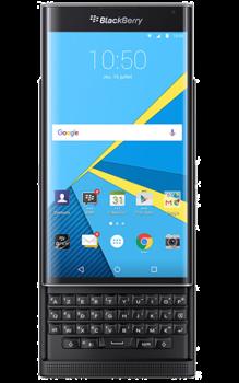 Visuel du téléphone Blackberry Priv