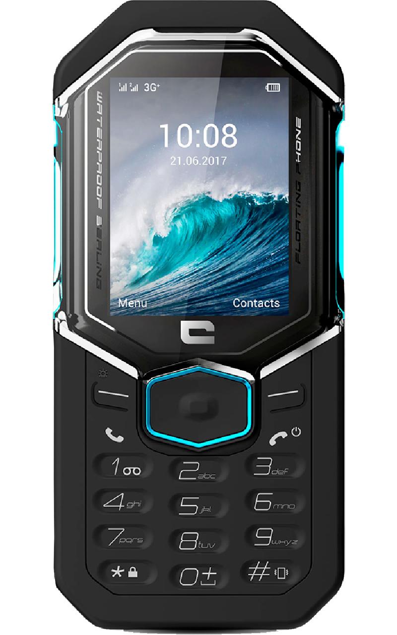 Visuel du téléphone Crosscall Shark-X3