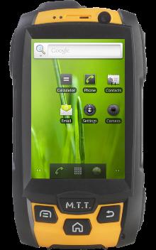 Visuel du téléphone MTT Smart Max PTI IP68