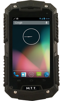 Visuel du téléphone MTT Smart Robust IP67