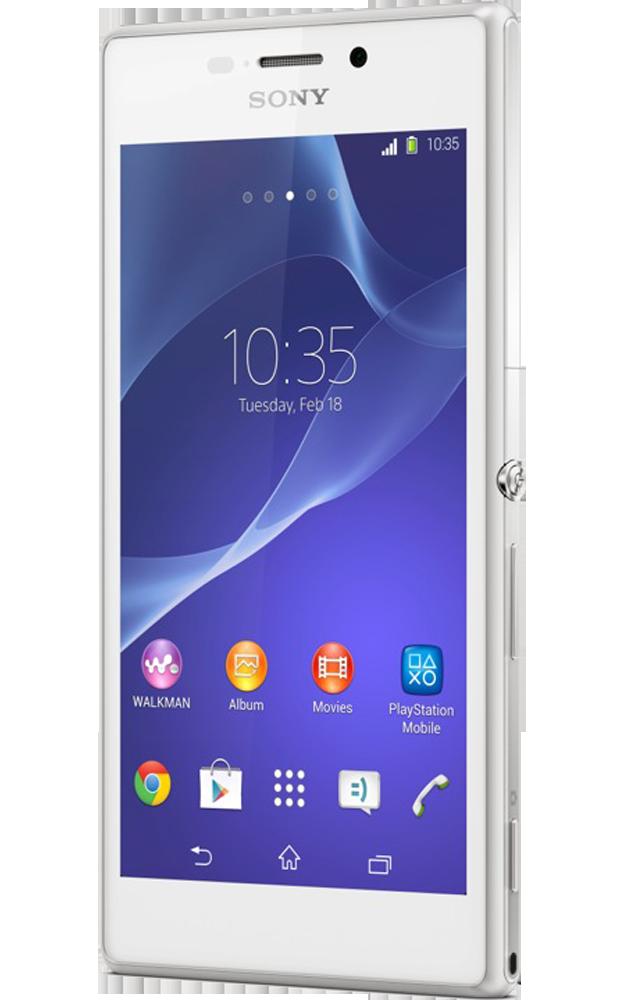 Visuel du téléphone Sony Xperia M2