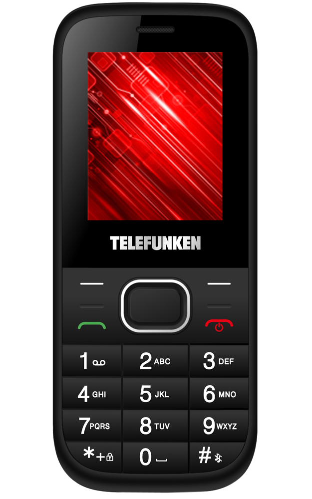 Visuel du téléphone Telefunken Classy TM9.1