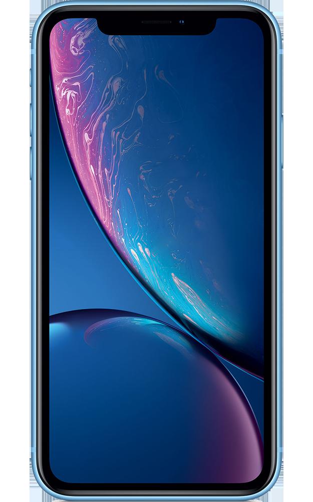 Visuel du téléphone Apple iPhone XR