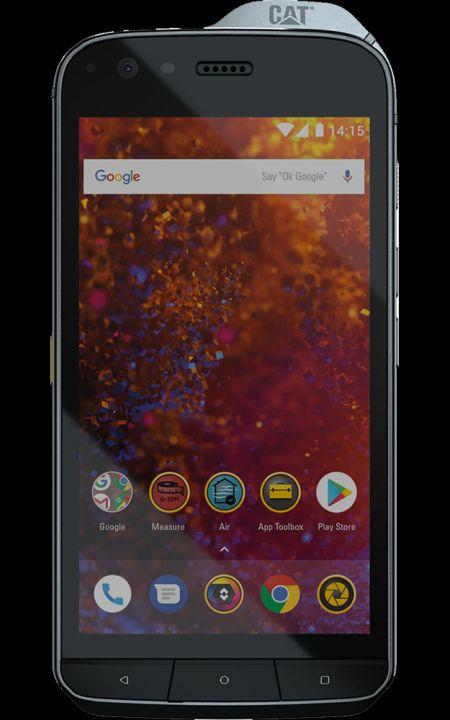Visuel du téléphone CAT S61 Dual SIM Black
