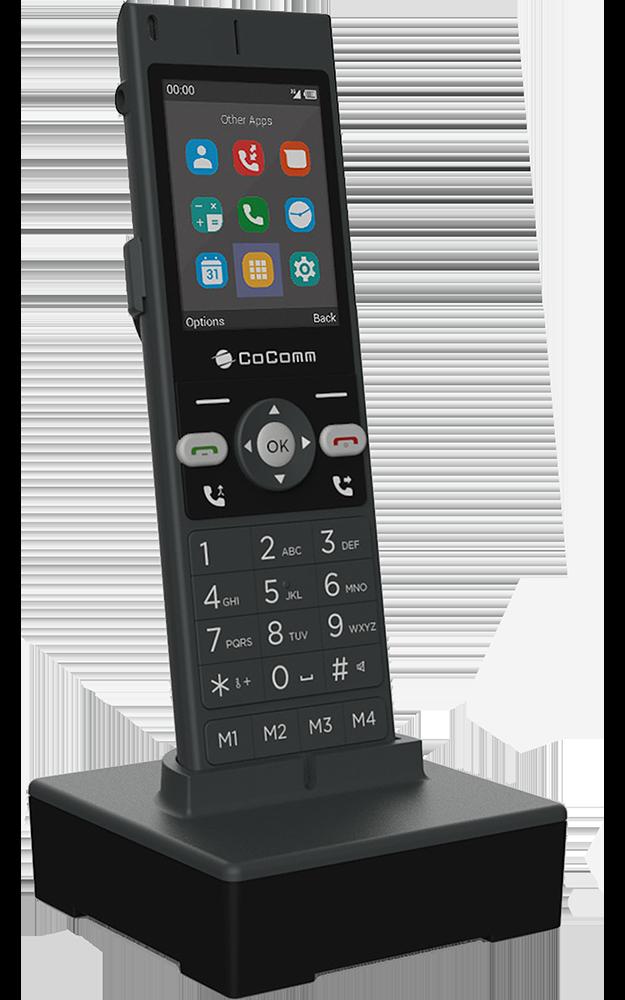 Visuel du téléphone CoComm DT200