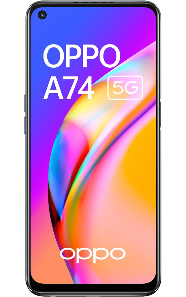 Visuel du téléphone A74 5G