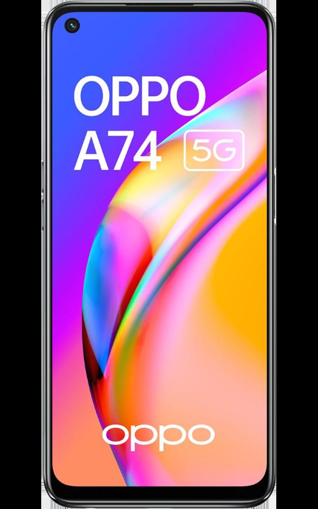 Visuel du téléphone Oppo A74 5G