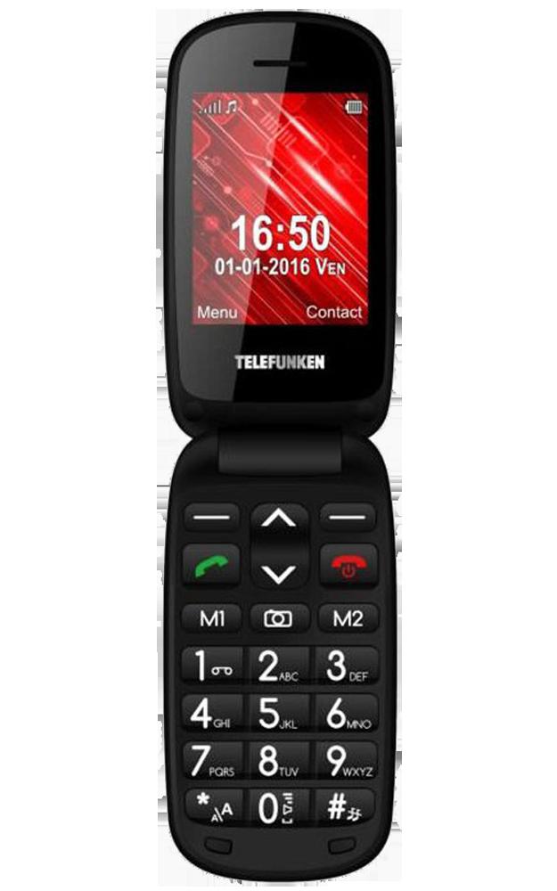 Visuel du téléphone Telefunken IZY TM250